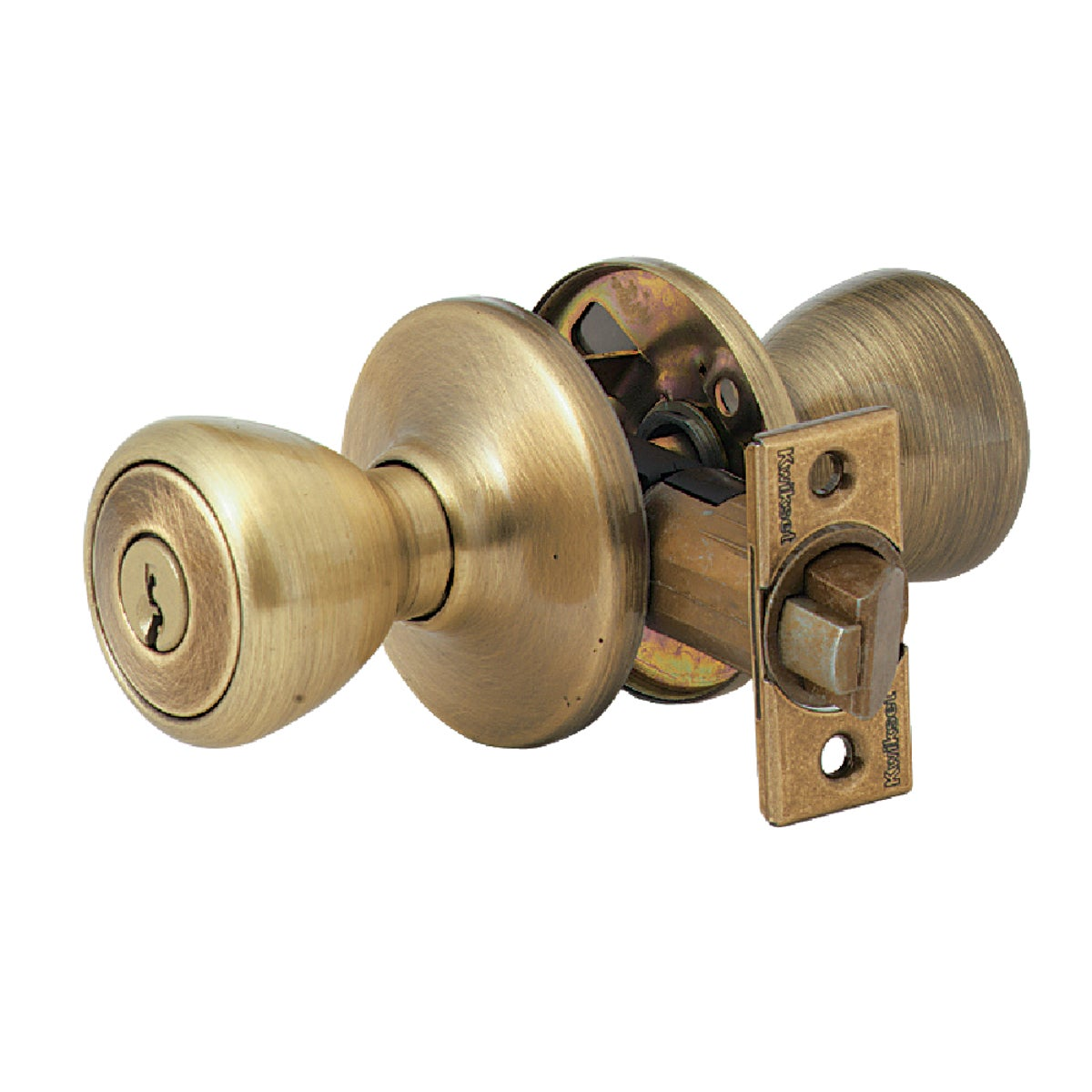 AB CP TYLO ENTRY LOCK - 400T 5 CP K6 by Kwikset