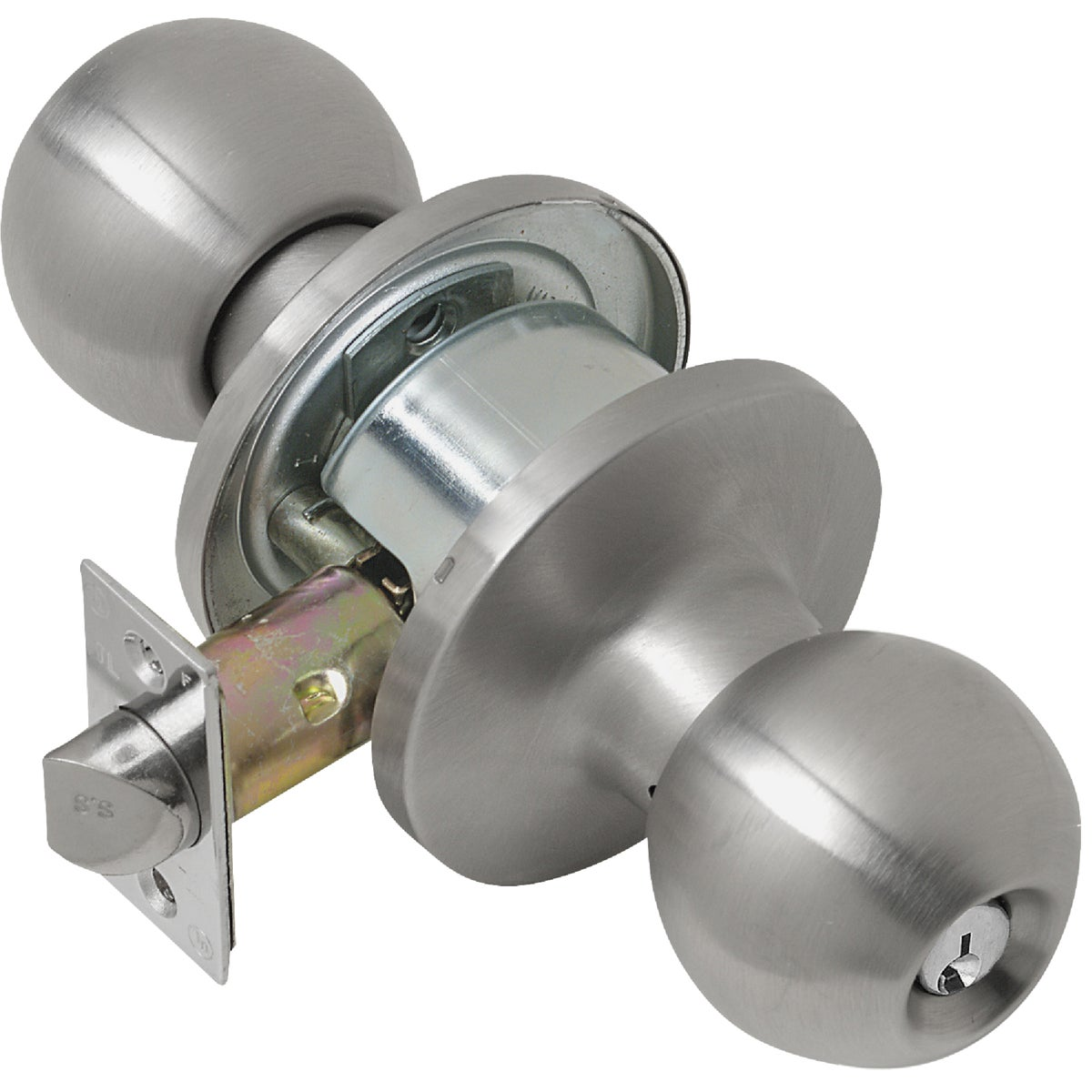 32D LD COMM ENTRY KNOB - CL100053 by Tell Mfg Inc