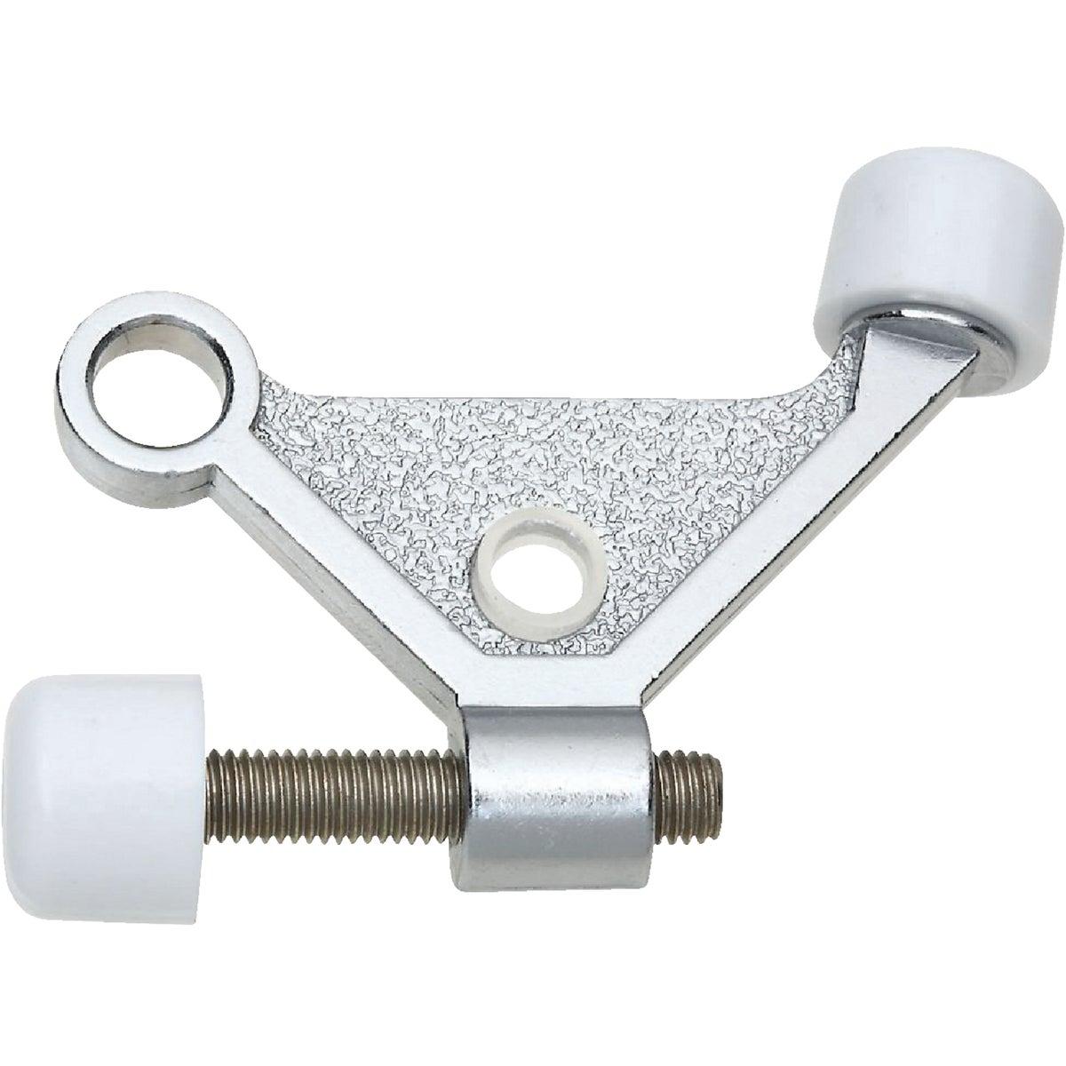 Zinc Hinge Pin Door Stop