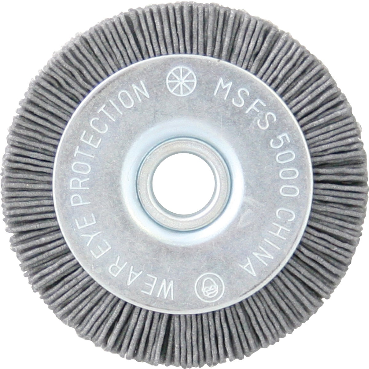 DEBURRING BRUSH - 814-00-51 by Ilco Corp