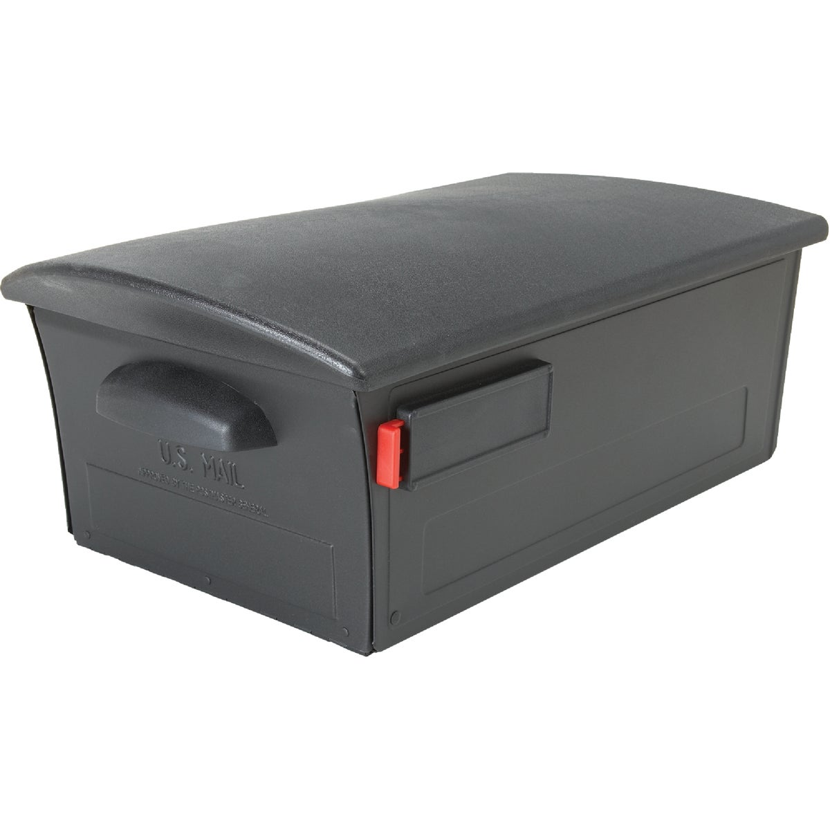 LOCKABLE RURAL MAILBOX