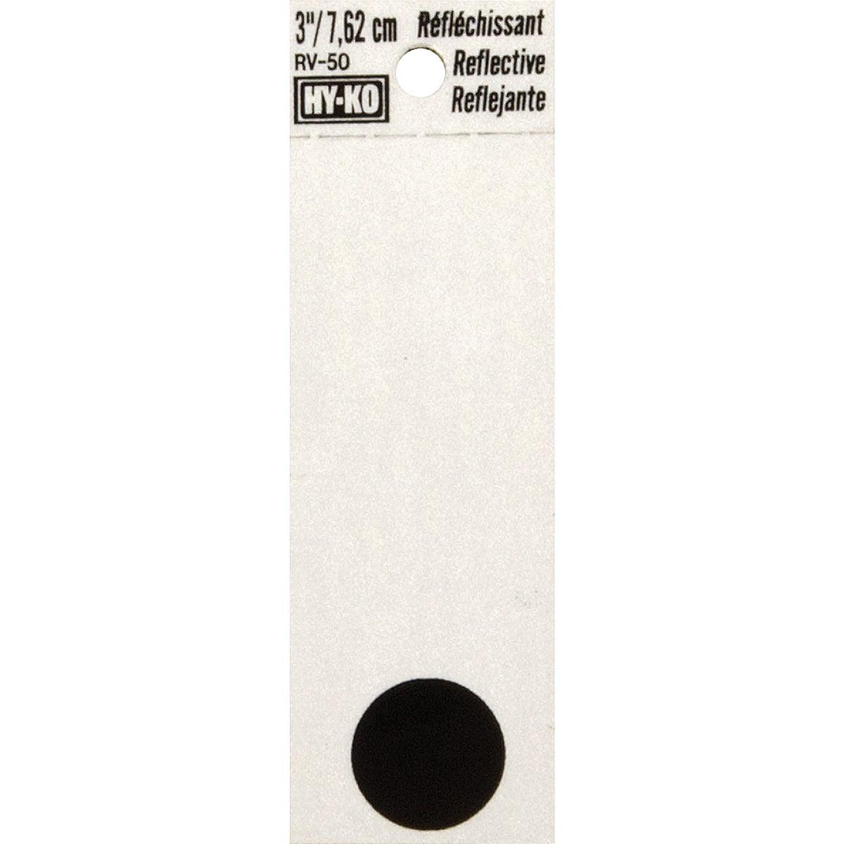 "3"" REFLECT PERIOD"