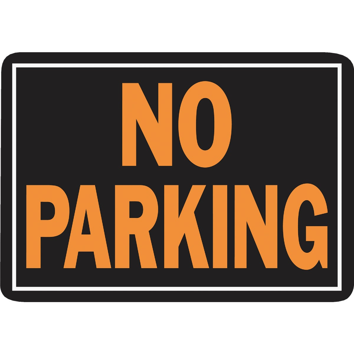 10X14 NO PARKING SIGN - 805 by Hy Ko Prods Co