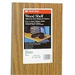 All-Purpose Oak Laminate Shelf