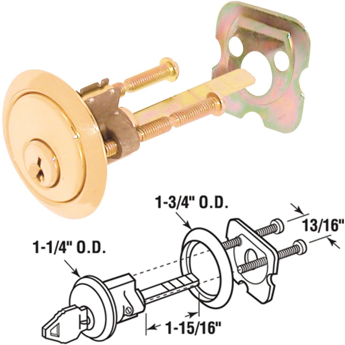 2Pk Keyed Rim Cylinder