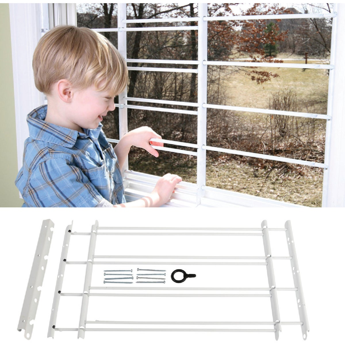 4-BAR WINDOW GUARD