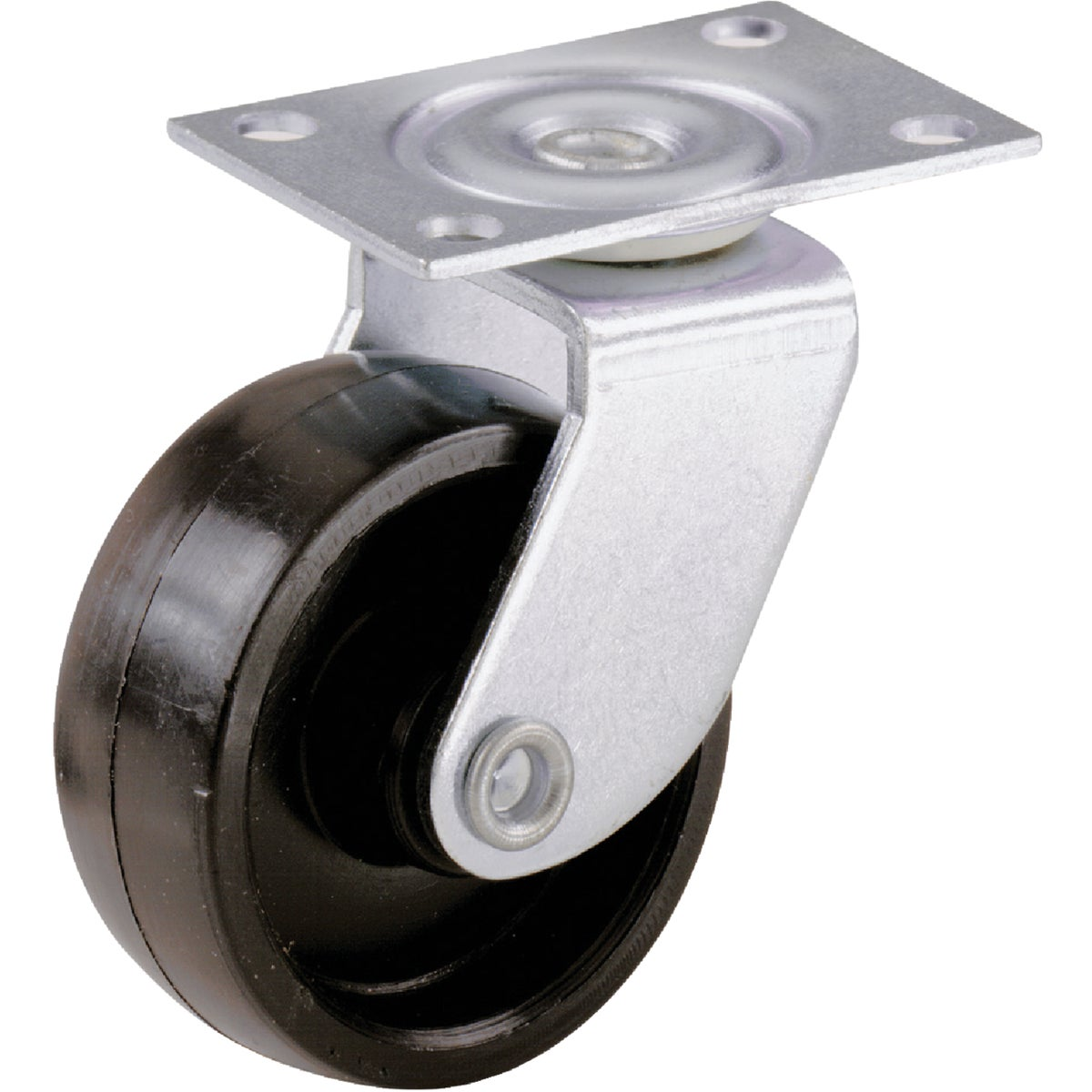"4PL 1-1/4"" PLATE CASTER - 206032 by Shepherd Hardware"