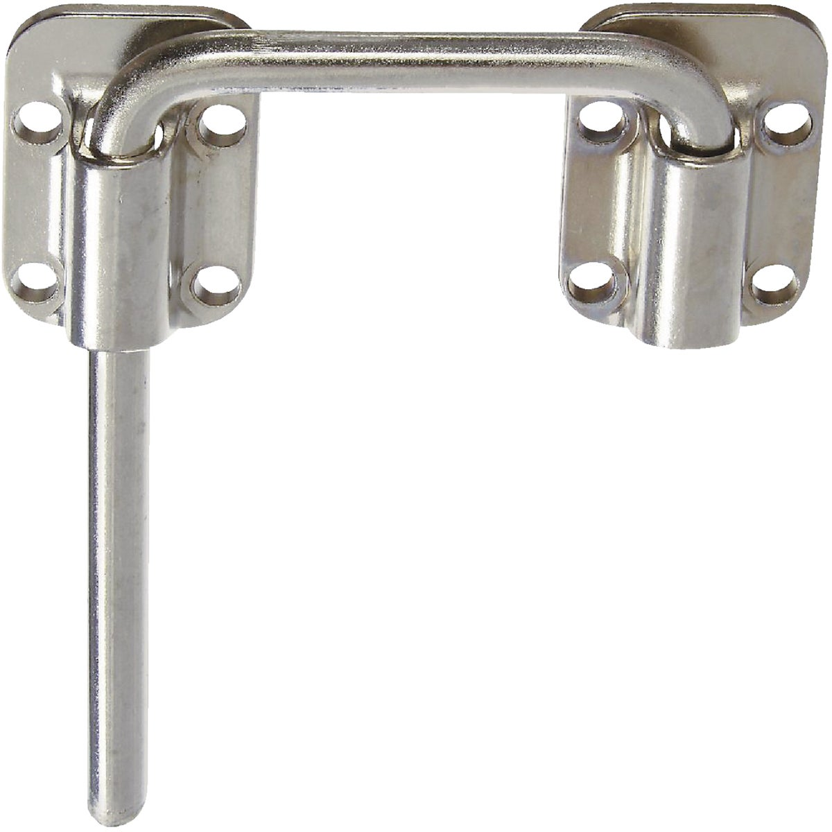"2-1/2"" NCKL DOOR LATCH - N238998 by National Mfg Co"