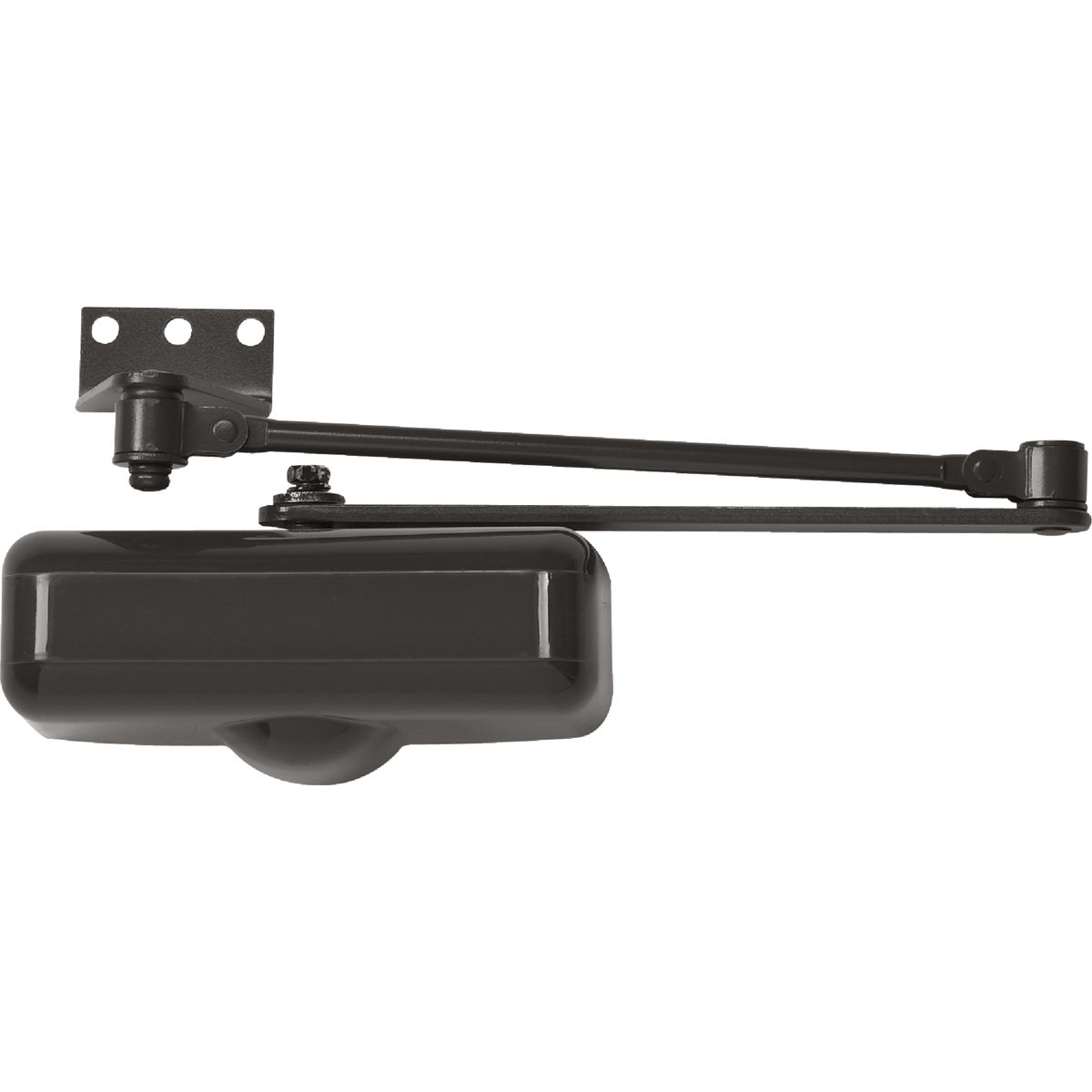 BROWN HO RES DOOR CLOSER