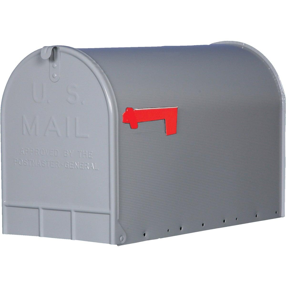 GRAY T3 MAILBOX