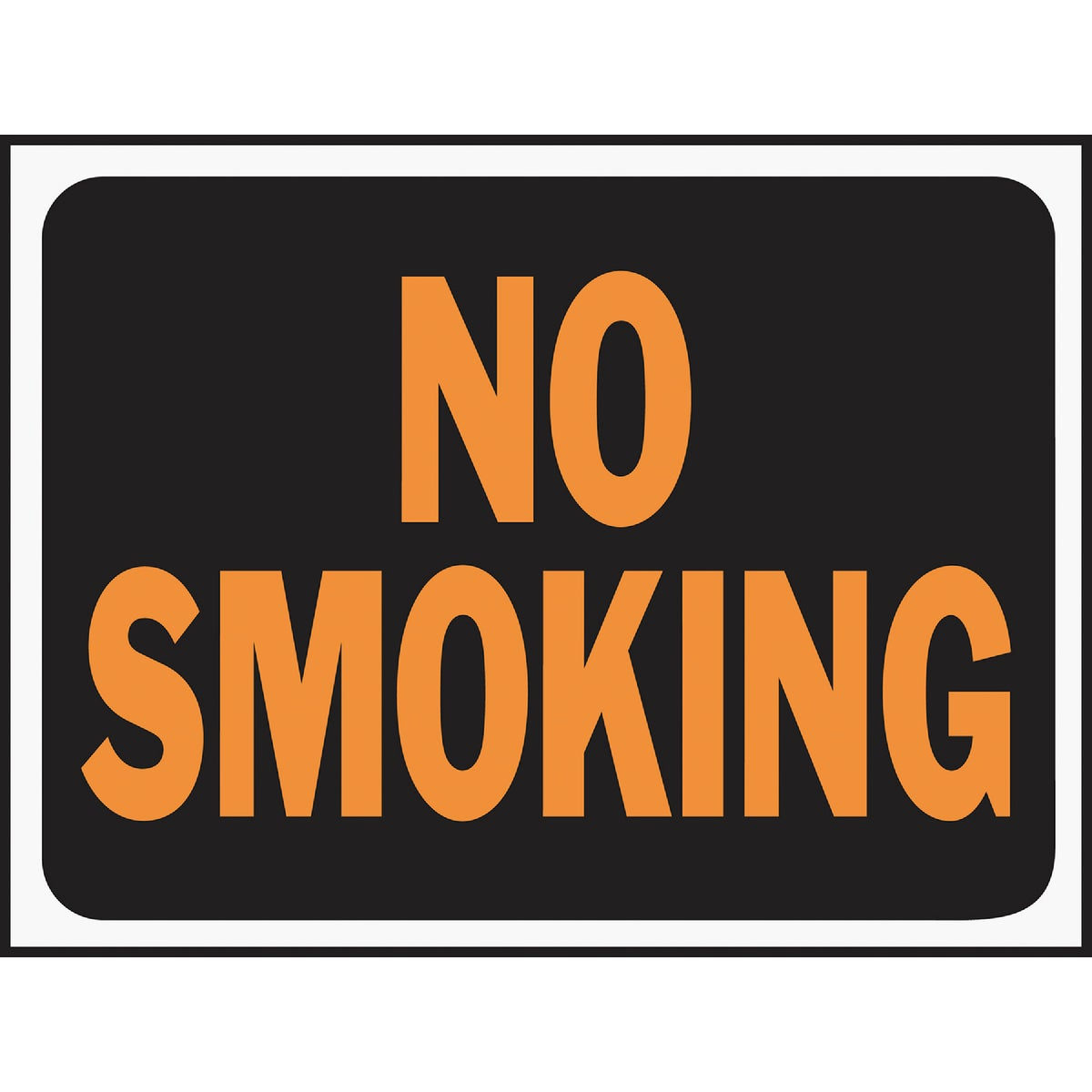 9X12 NO SMOKING SIGN - 3013 by Hy Ko Prods Co