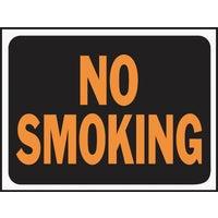 Hy-Ko Prod. 9X12 NO SMOKING SIGN 3013