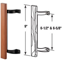 Prime Line Prod. PATIO DOOR PULL 142268