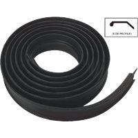 National Mfg. 10' BLK WEATHERSTRIPPING N281279