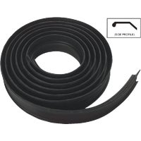 National Mfg. 16' BLK WEATHERSTRIPPING N281295