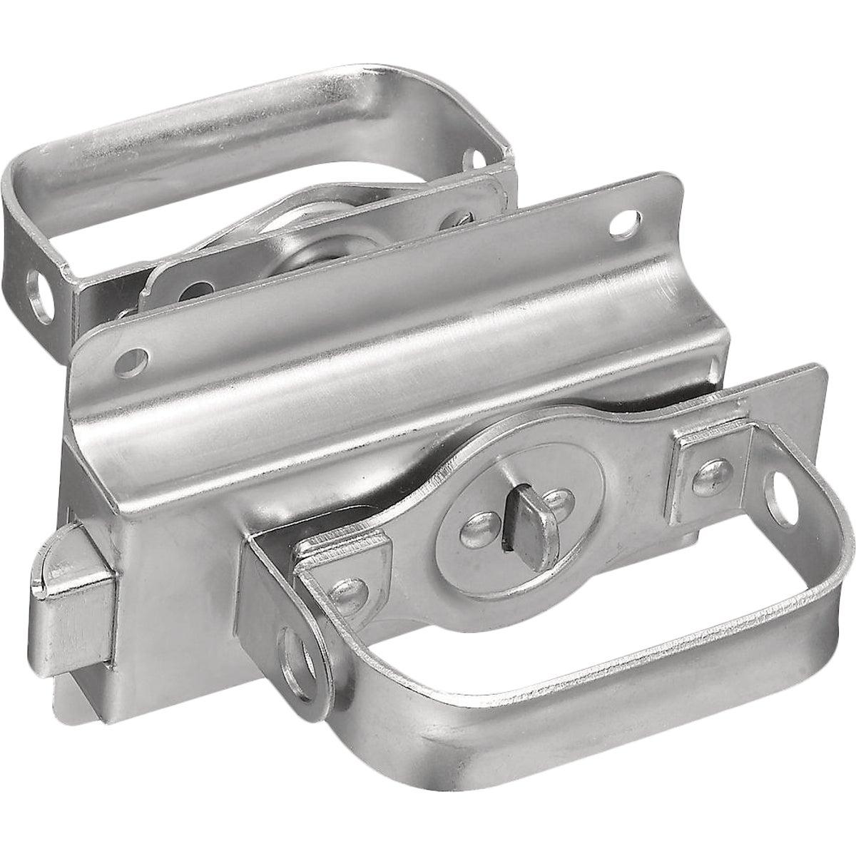 ZINC SWINGING DOOR LATCH - N101600 by National Mfg Co