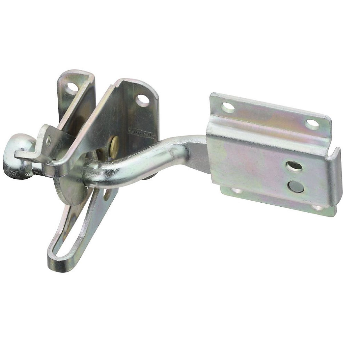 "4"" ZINC GATE MAX LATCH - N342618 by National Mfg Co"