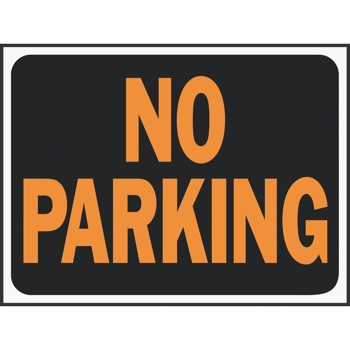 9X12 NO PARKING SIGN - 3012 by Hy Ko Prods Co