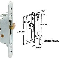 Mortise Patio Lock
