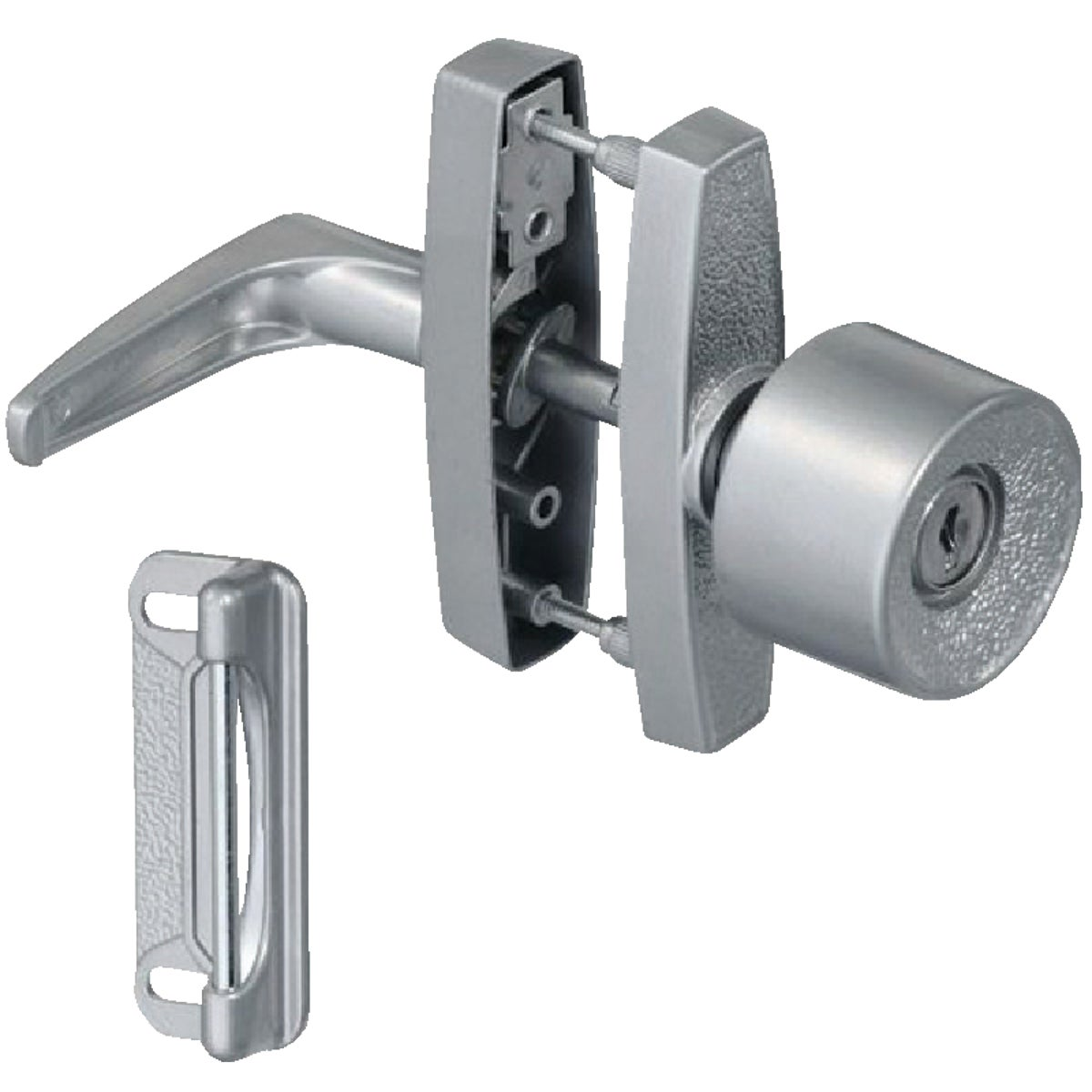 KEYED KNOB LATCH - VK670 by Hampton Prod Intl