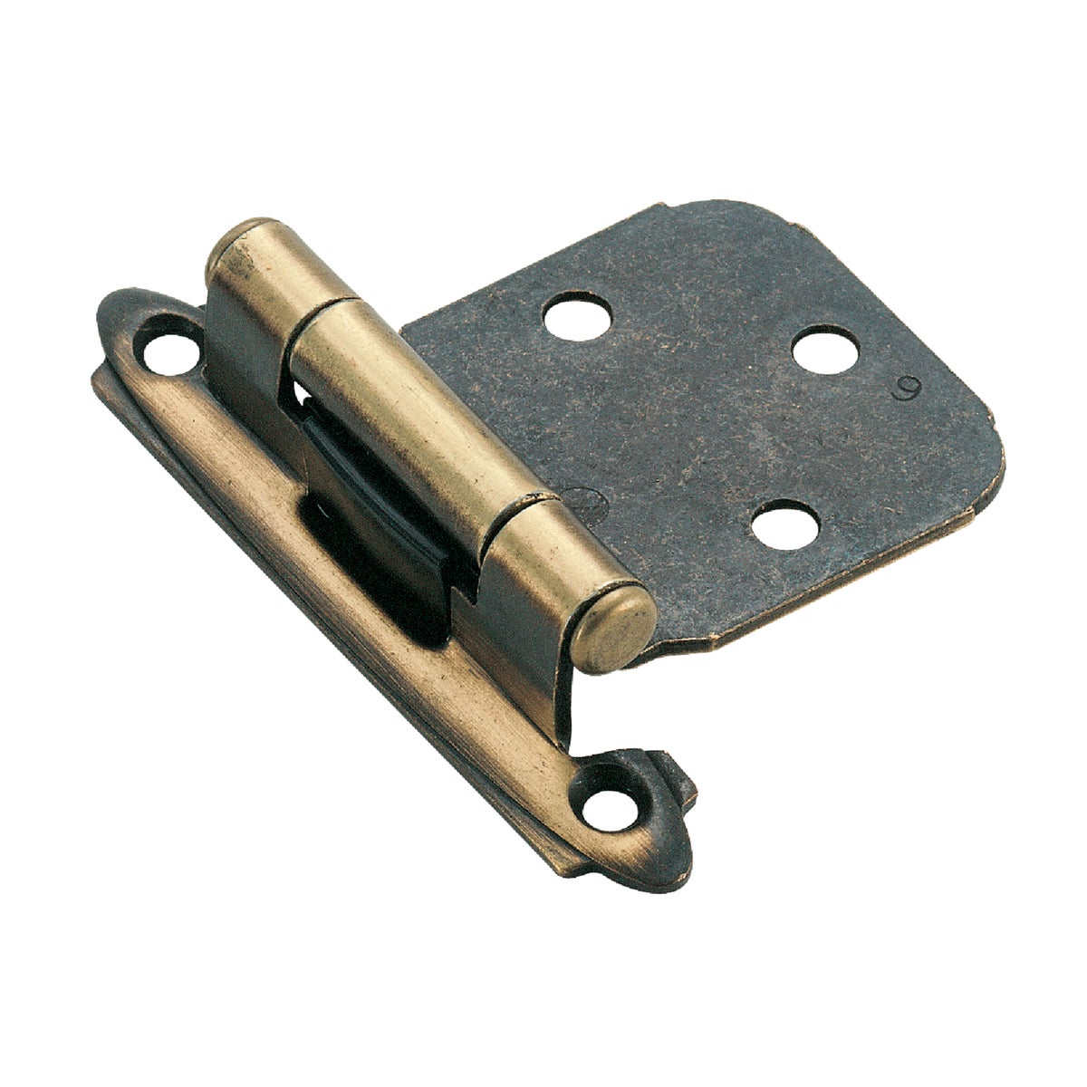 AE OVERLAY MOD HINGE - BP7629-AE by Amerock Corporation