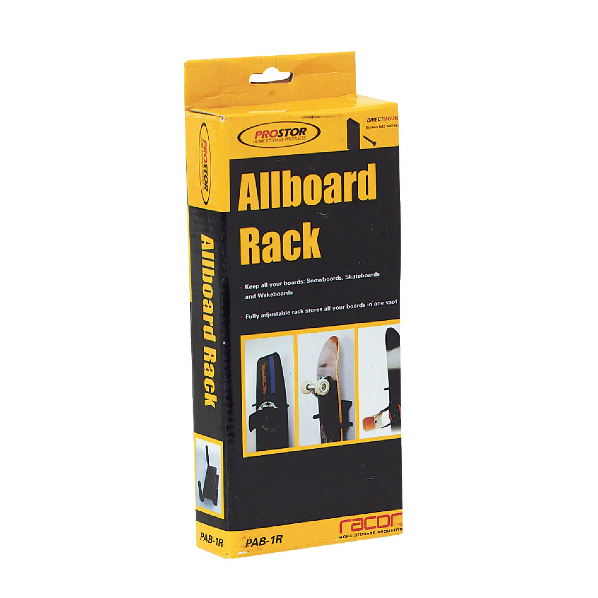 ALL BOARD RACK - PAB1R by Racor Inc