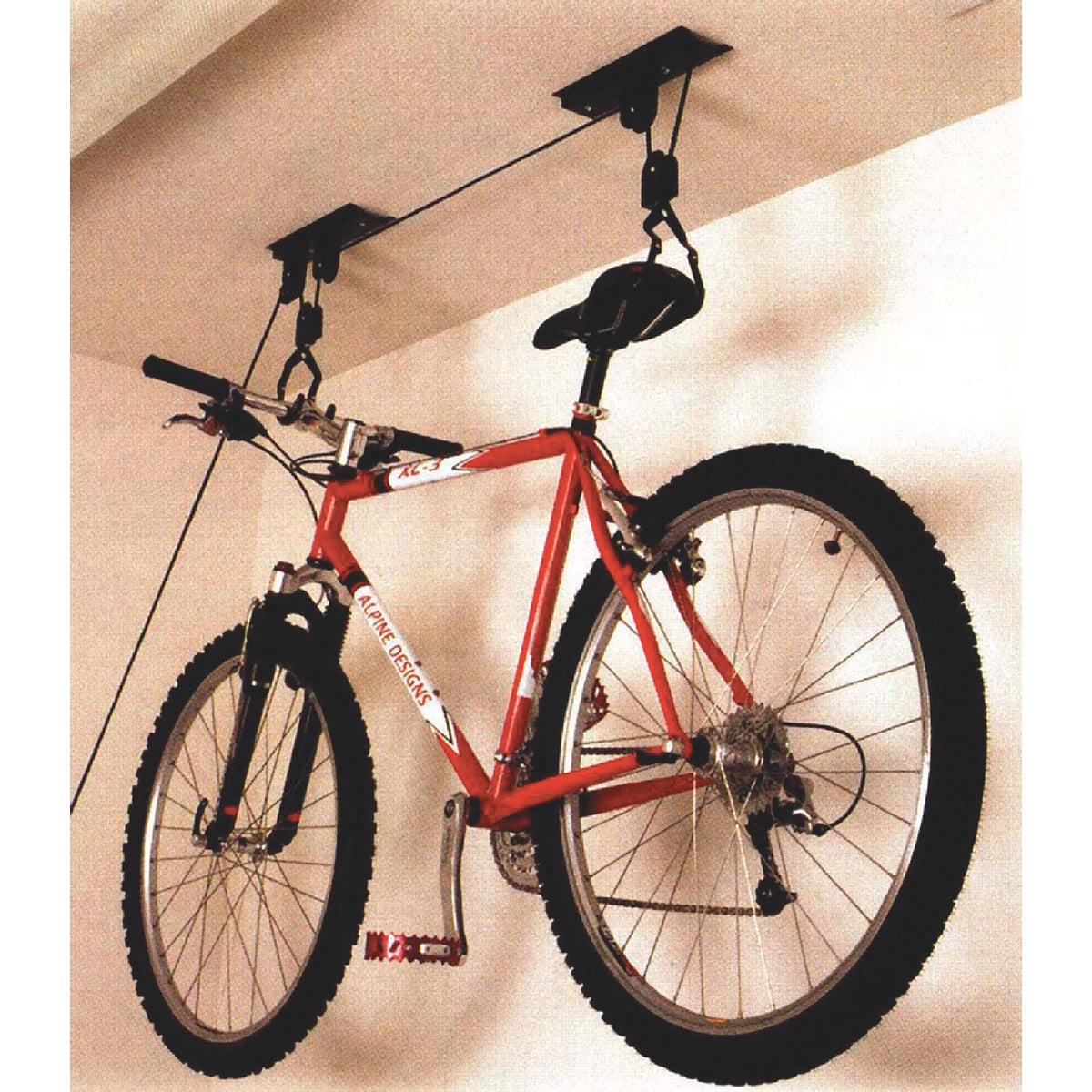 CEILING MOUNT BIKE LIFT - PBH1R by Racor Inc