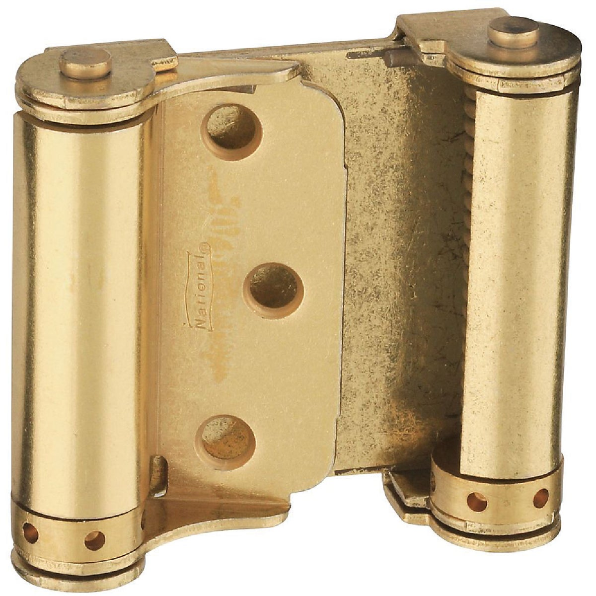 BRS DOUBLE-ACTION HINGE - N115303 by National Mfg Co