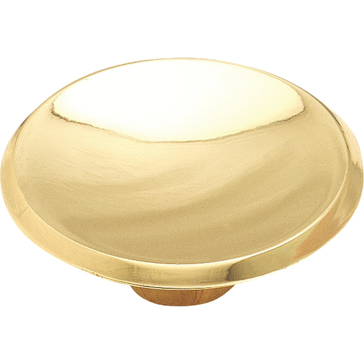 "1-3/4"" PB MODERN KNOB - BP3414-3 by Amerock Corporation"