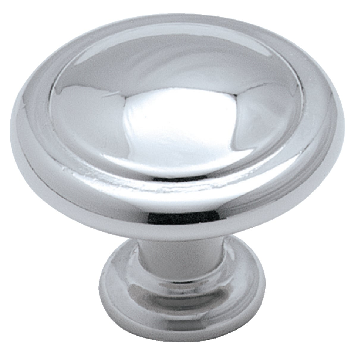 "1-1/4"" PC REFLECT KNOB - BP1387-26 by Amerock Corporation"