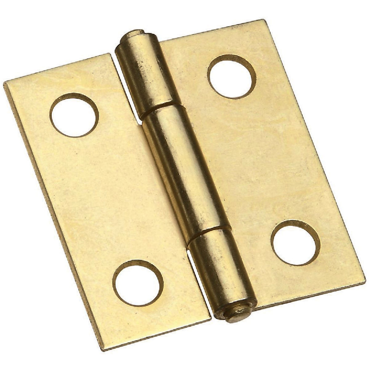 "1-1/2"" BRS PIN HINGE - N146068 by National Mfg Co"