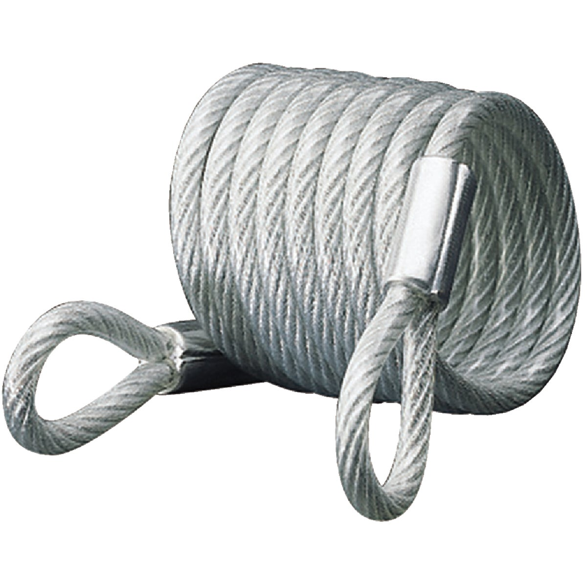 6' SELF-COILING CABLE - 65D by Master Lock Company