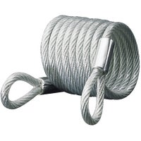 Master Lock 6' SELF-COILING CABLE 65D