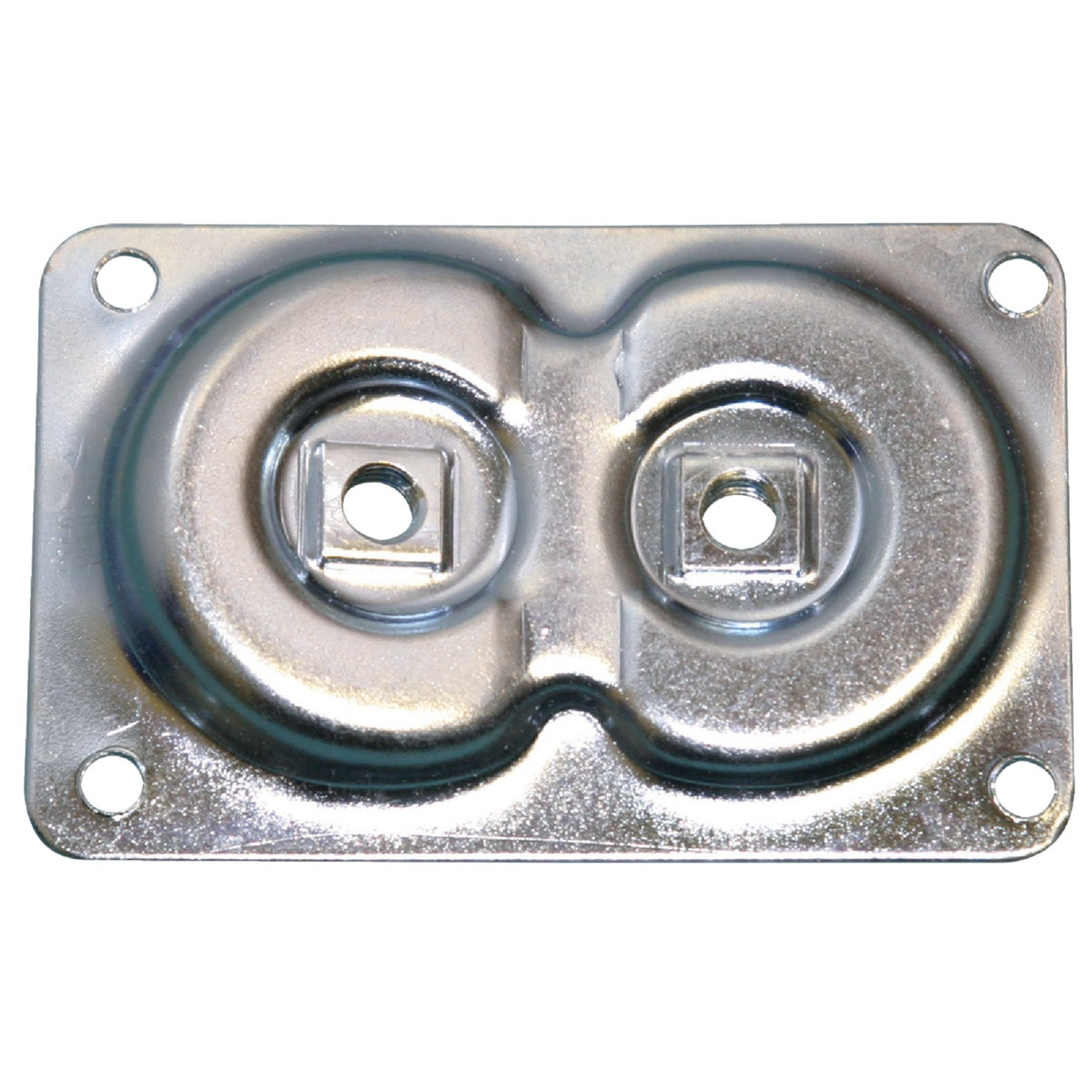 DUAL TOP PLATE - 2750 by Waddell Mfg Company