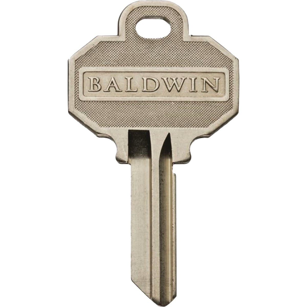 BALDWIN C HOUSE KEY - 83628-001 by Kwikset