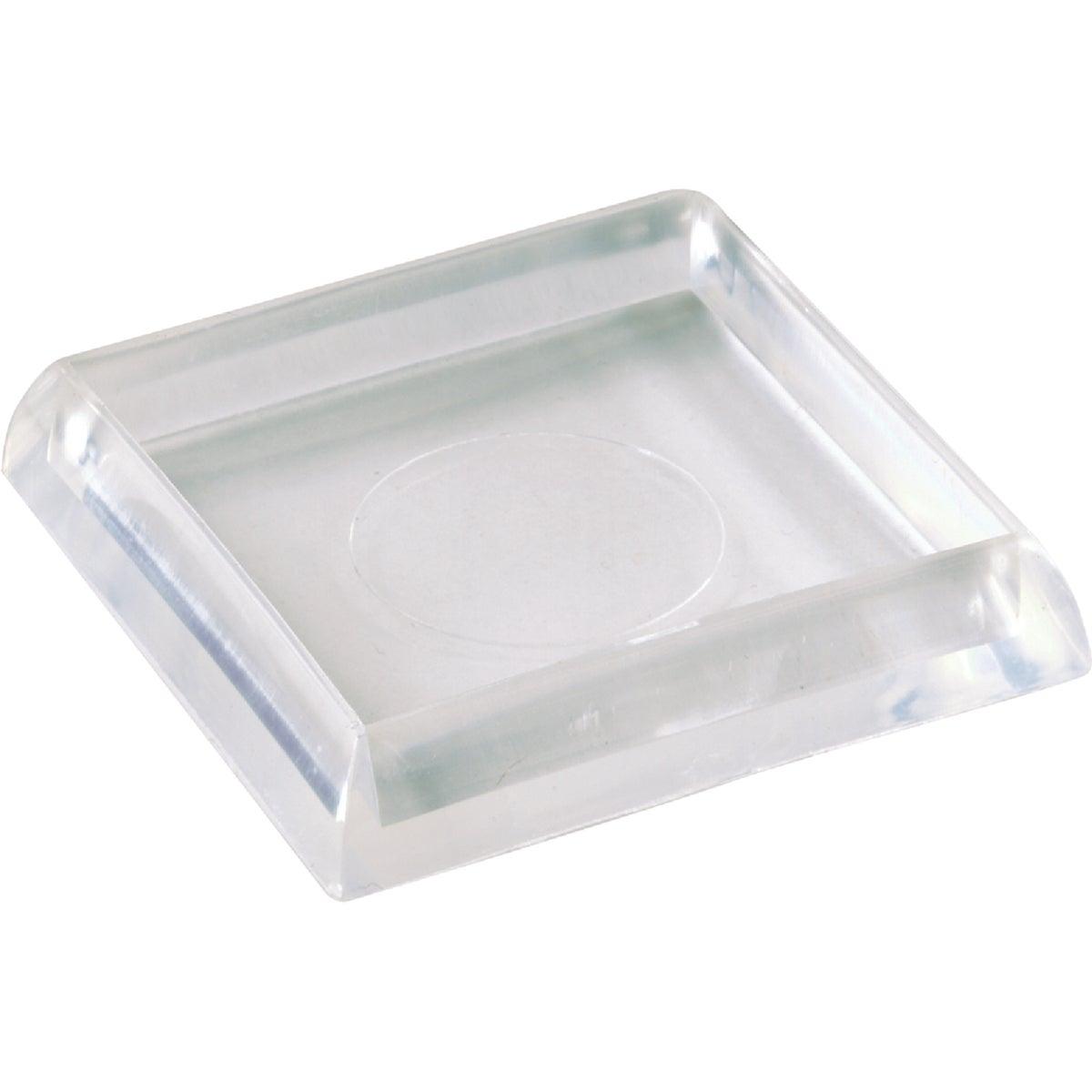 """1-7/8""""SQUARE PLASTIC CUP"""