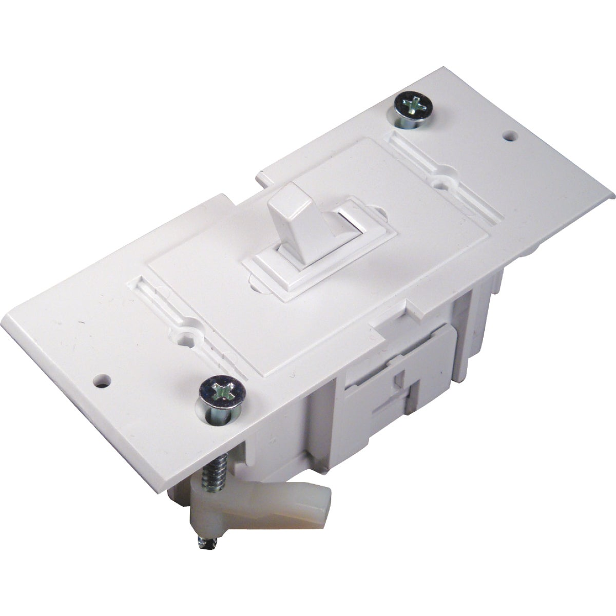 WHT ELECTRICAL SWITCH - E-160C by U S Hardware