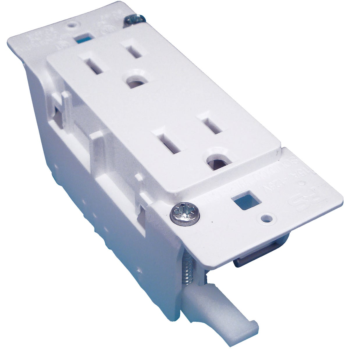 DUPLEX RECEPTACLE - E-120C by U S Hardware