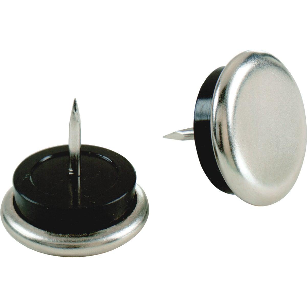 "7/8"" NAIL MTL CUSH GLIDE - 210234 by Shepherd Hardware"