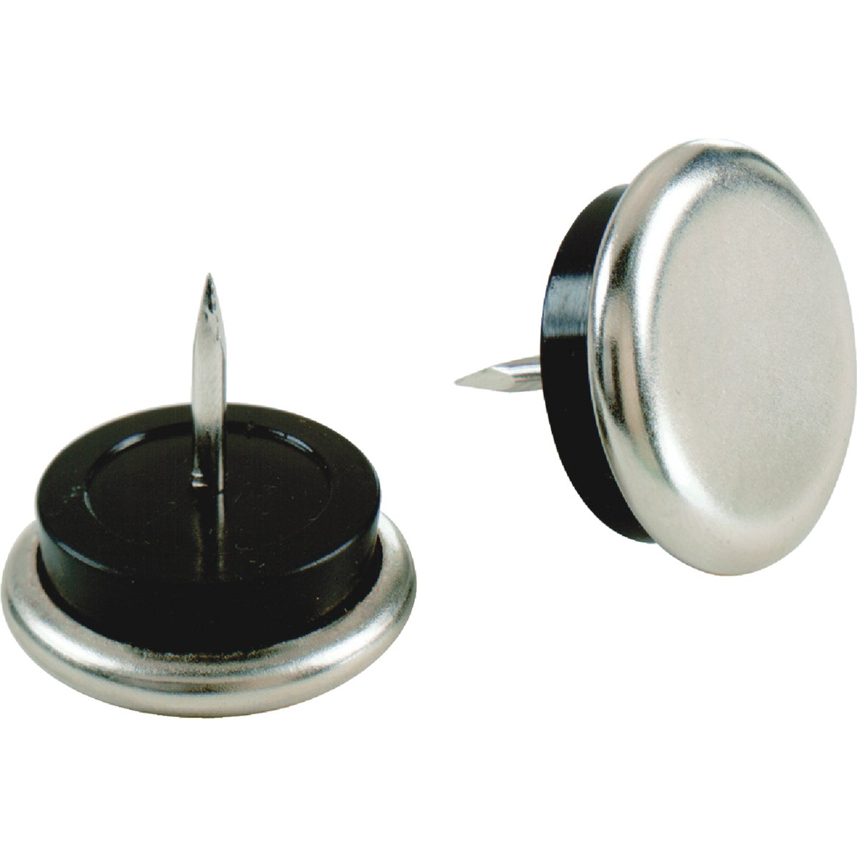 "1-1/16"" NAIL METAL GLIDE - 210242 by Shepherd Hardware"