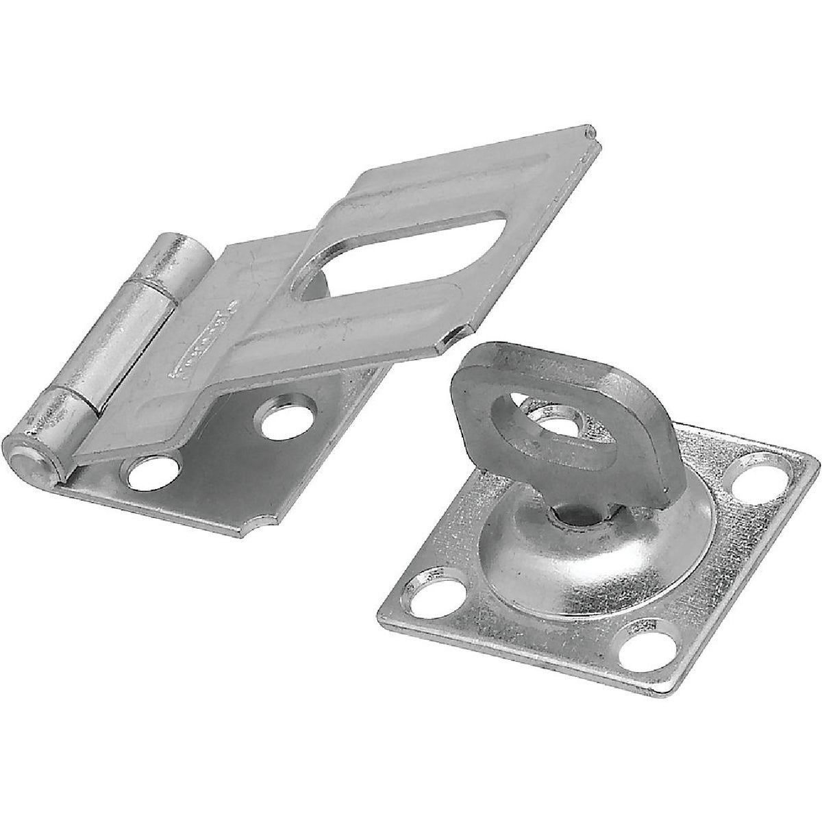 "3-1/4""SWIVEL SAFETY HASP - N102855 by National Mfg Co"