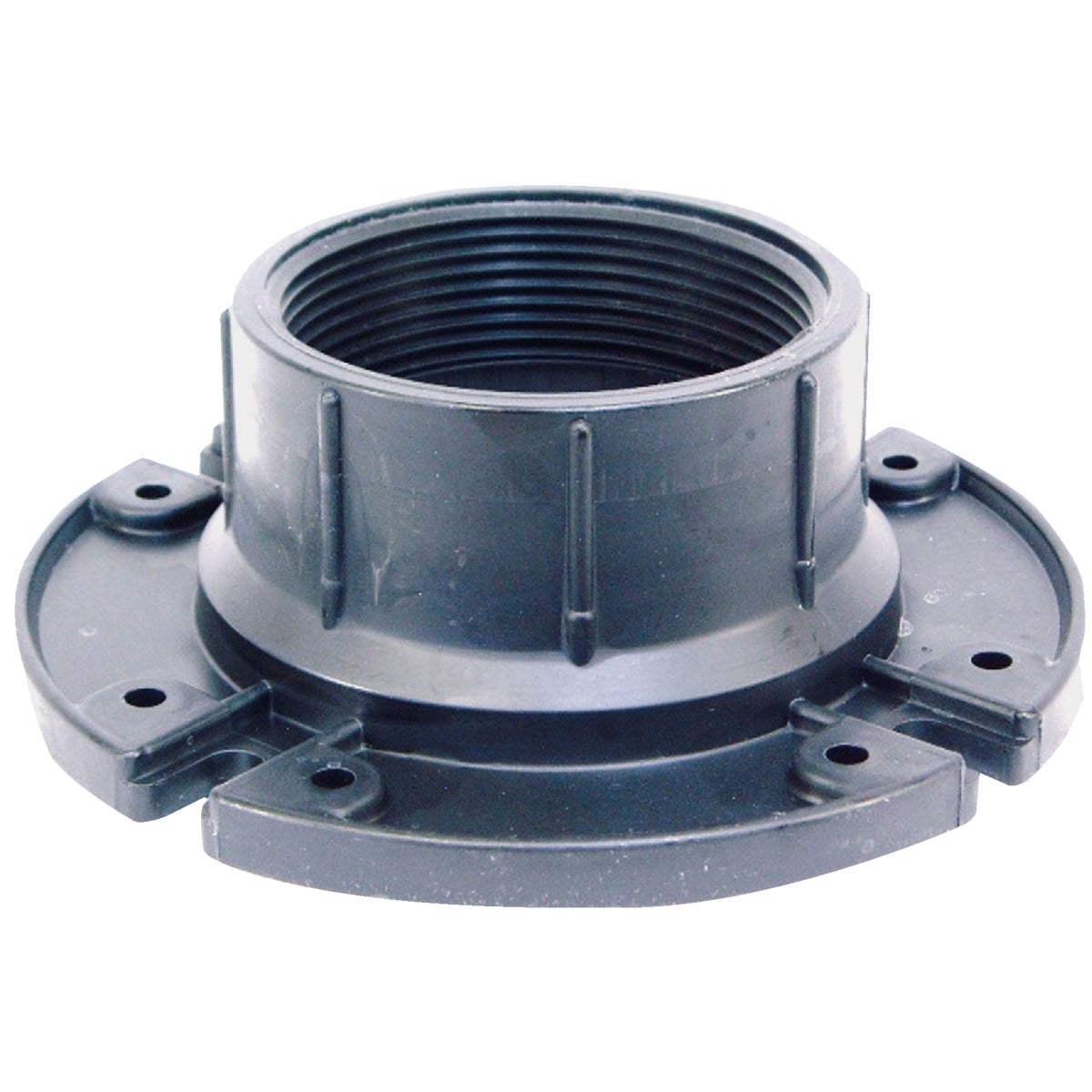 "3"" COMMODE FLANGE - P-111C by U S Hardware"