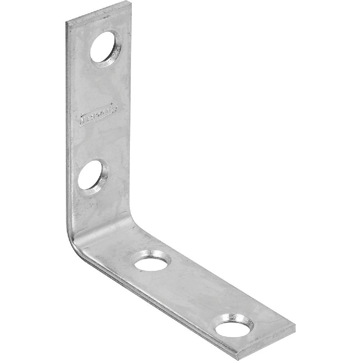 2X5/8 ZINC CORNER BRACE - N266361 by National Mfg Co