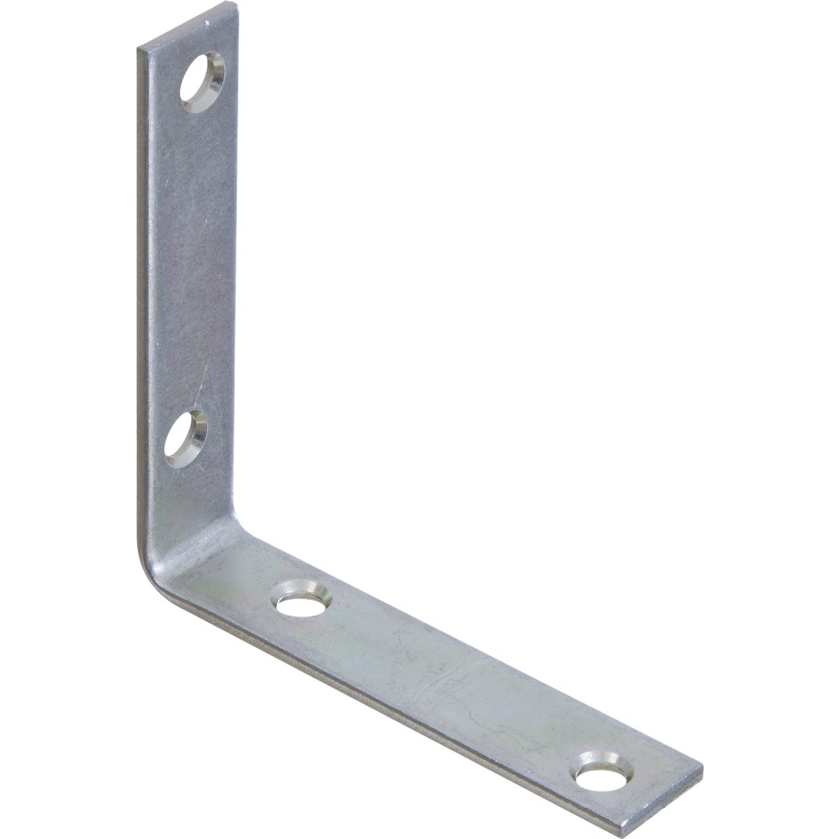 3-1/2X3/4 ZINC BRACE - N264200 by National Mfg Co