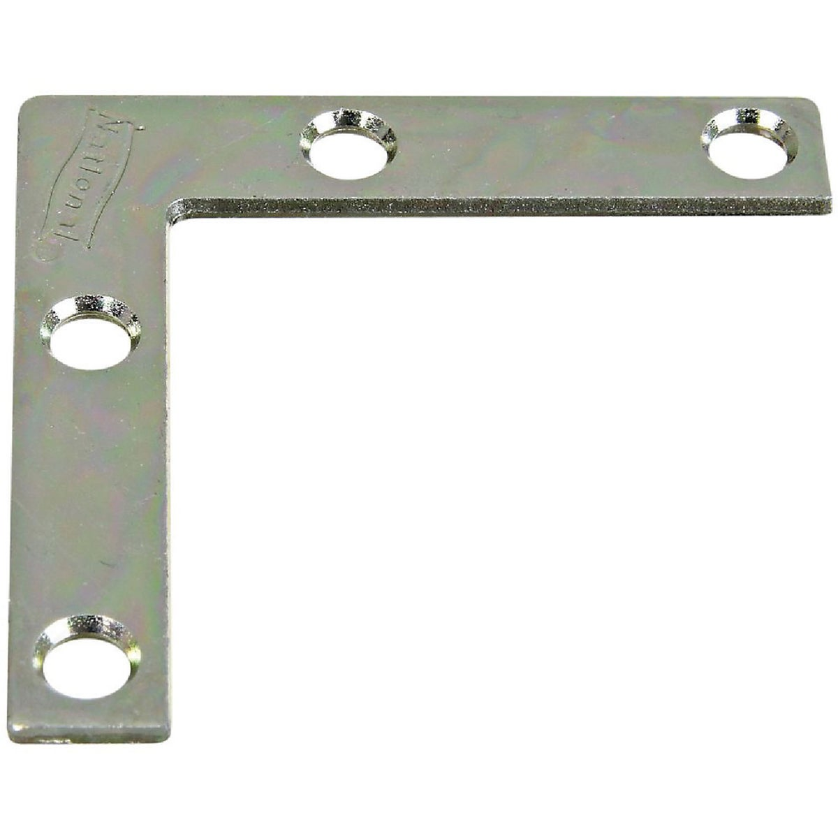 2X3/8 ZINC FLAT IRON - N266486 by National Mfg Co
