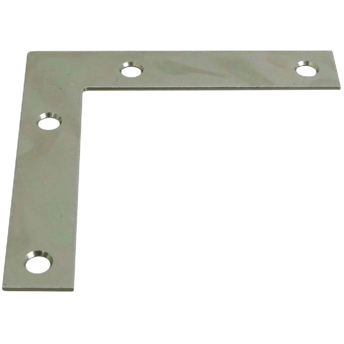 4X3/4 ZINC FLAT IRON - N266569 by National Mfg Co