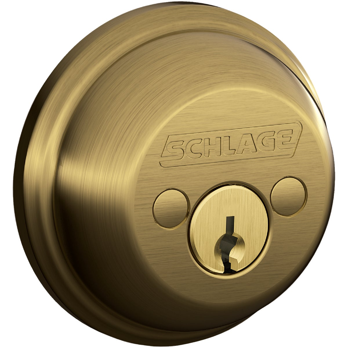 AB 2CYL DEADBOLT - B62NV609 by Schlage Lock Co