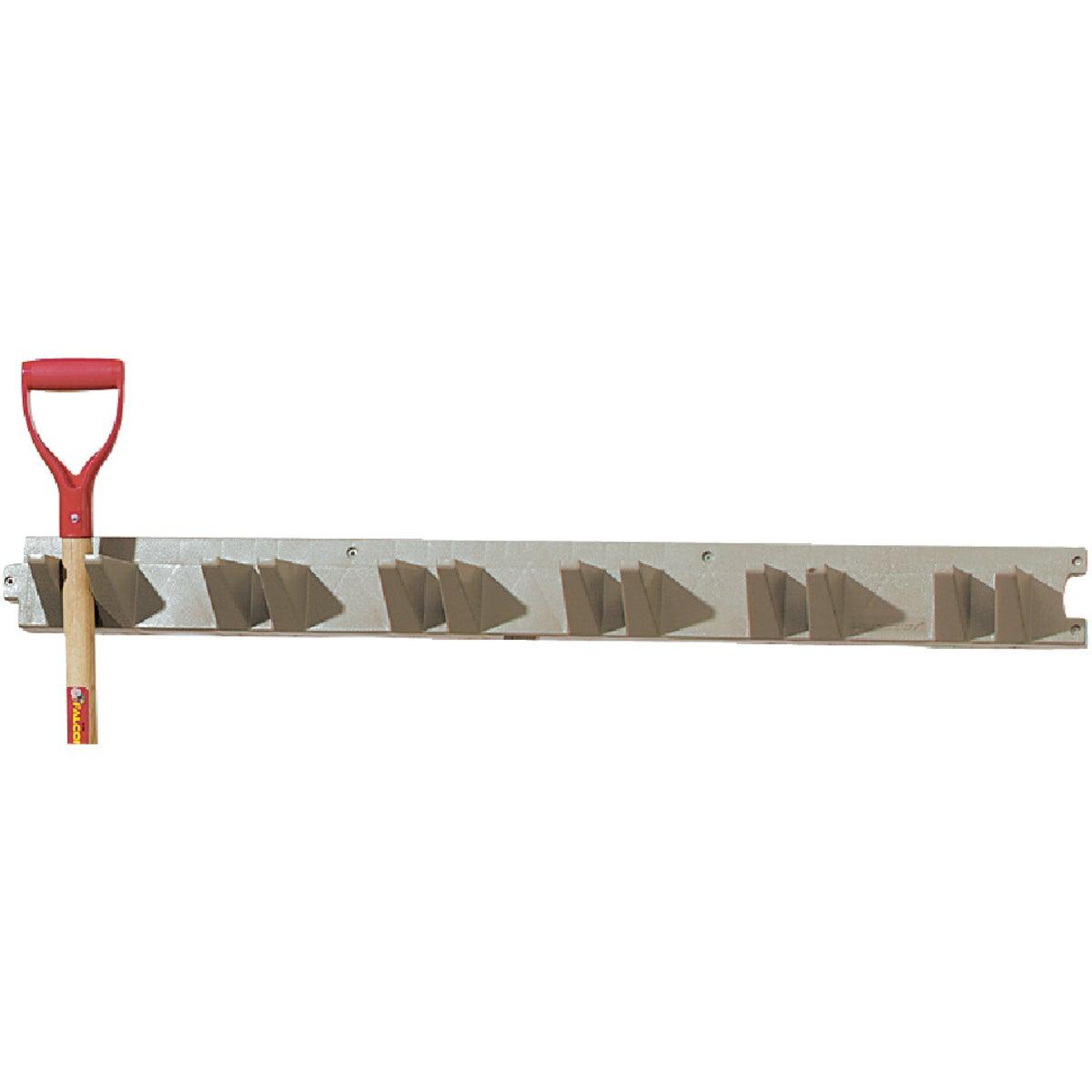 Suncast 4' Tool Hanger Long Handle Tool Rack, V748