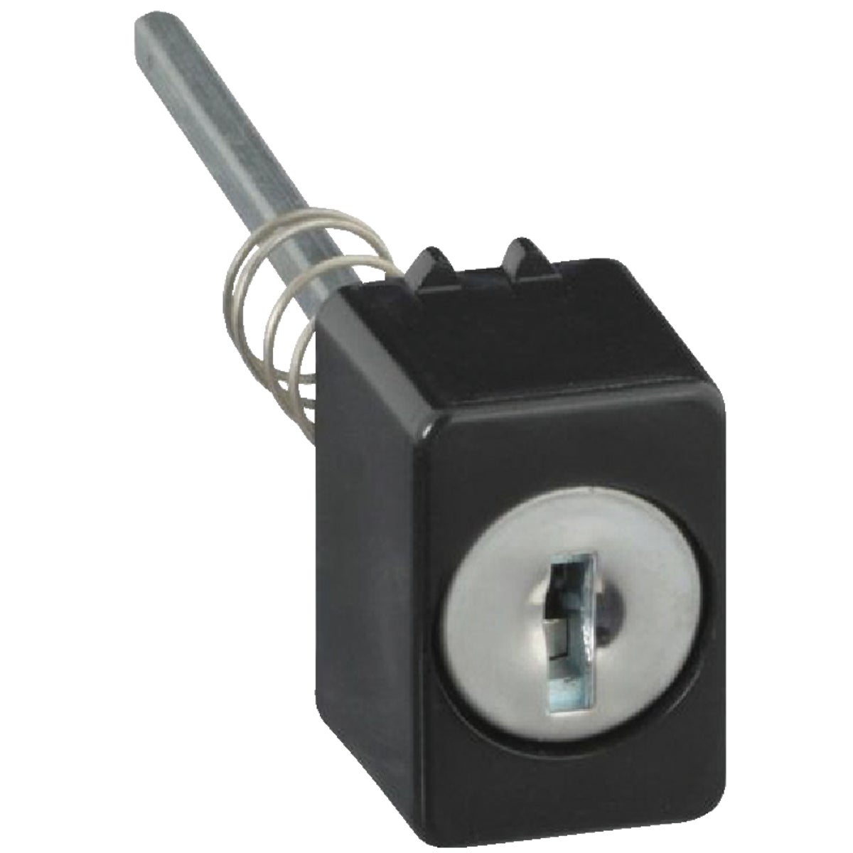 Key Lock Push Button