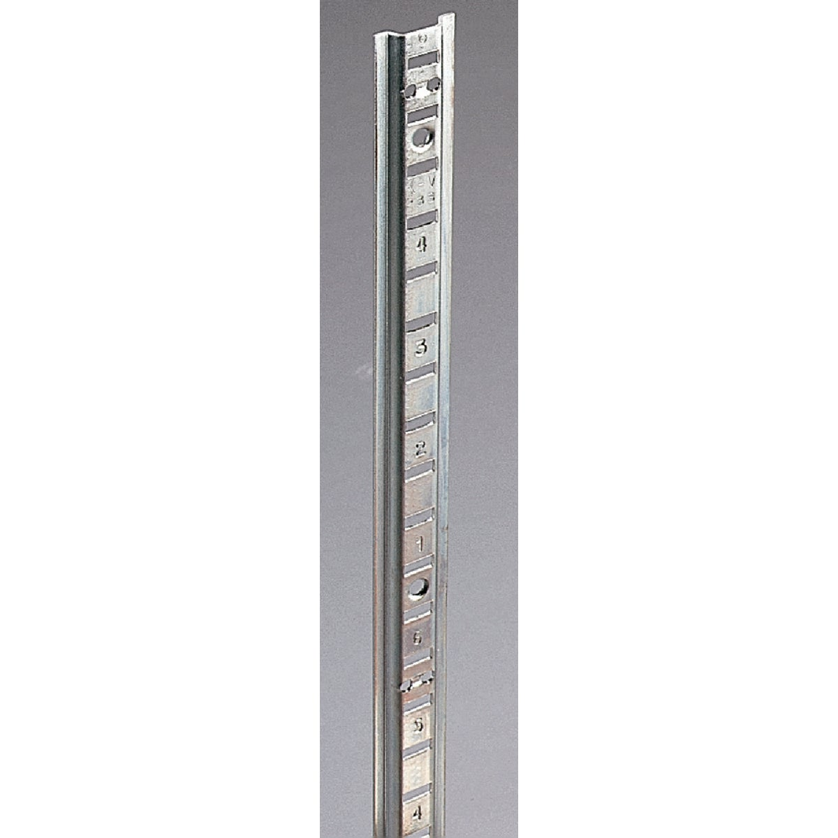 "ZN 48"" PILASTER STANDARD - PK233ZC 48 by Knape & Vogt Mfg Co"
